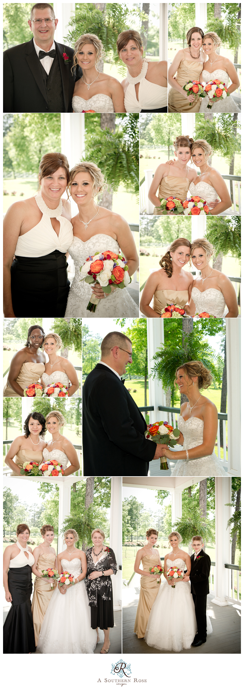 Brittany and Shauns Wedding at the Wildwood Resort ,Zwolle, LA